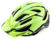 Troy Lee Designs A2 MIPS Helmet (Silver Green/Grey)