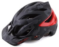 Troy Lee Designs A3 MIPS Helmet (Camo Grey/Red)