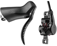 TRP Hylex RS Hydraulic Disc Brake and Lever (Black) (Rear) (Post Mount)