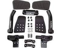 Vision Team Mini Clip-On Aero Bars (Black)