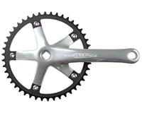 Vuelta Pista Track Crankset (Silver) (Single Speed) (Square Taper)