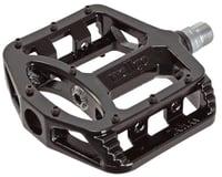 Wellgo MG1 Platform Pedals (Black) (Magnesium)