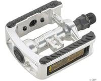 """Wellgo WG5 Pedals (Silver) (Aluminum) (9/16"""")"""