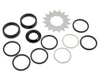 Wheels Manufacturing SSK-2 Single Speed Conversion Kit (Black) (16T)