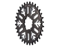 Wolf Tooth Components Snowflake Direct Mount BB30 Chainring (Black)