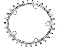 Wolf Tooth Components CAMO Stainless PowerTrac Chainring (Silver)