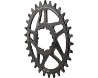 Wolf Tooth Components Powertrac Elliptical Direct Mount SRAM Chainring (Black)
