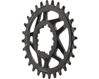 Wolf Tooth Components PowerTrac Drop-Stop GXP Oval Chainring (Black)