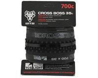 WTB Cross Boss TCS Tubeless Tire (Black)