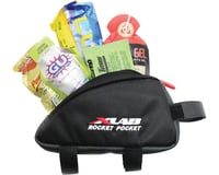 X-Lab XLAB Rocket Pocket Top Tube/Stem Bag (Black)