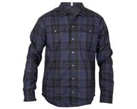 ZOIC Fall Line Flannel (Blue Plaid)