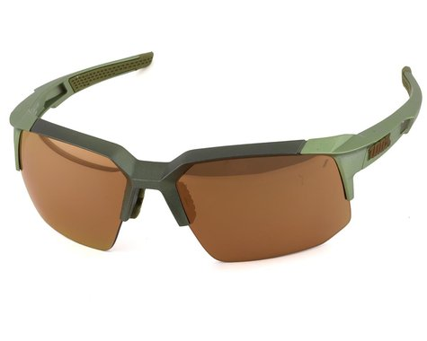 100% Speedcoupe Sunglasses (Matte Metallic Viperidae)