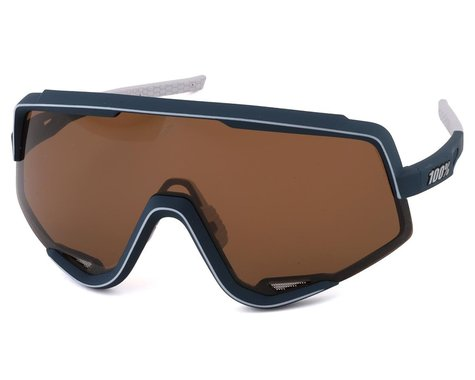 100% Glendale Sunglasses (Soft Tact Raw) (Bronze Lens)