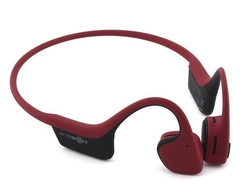AfterShokz Air Wireless Bone Conduction Headphones (Canyon Red) (Standard)