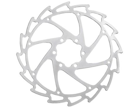 Alligator Wind Cutter Disc Brake Rotor (6-Bolt) (1) (160mm)