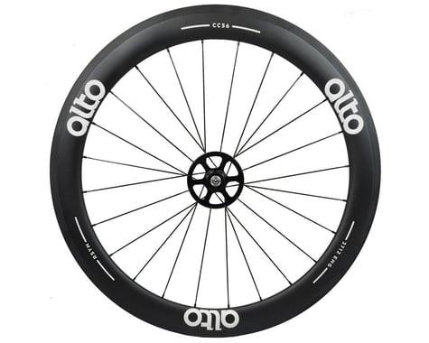 Alto Wheels CC56 Carbon Rear Clincher Road Wheel (White)