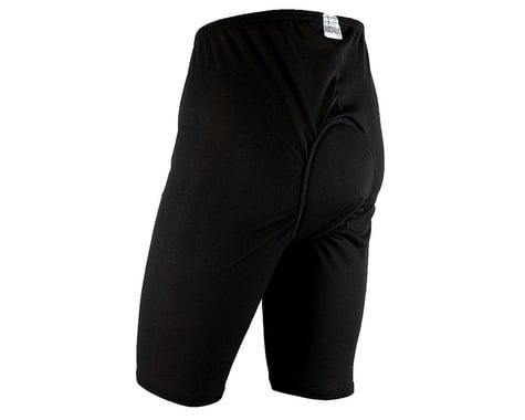 Andiamo Men's Padded Skins Short Liner (Black) (XL)