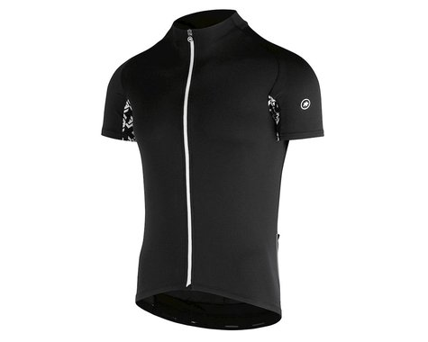 Assos Men's Mille GT Short Sleeve Jersey (Black Series)