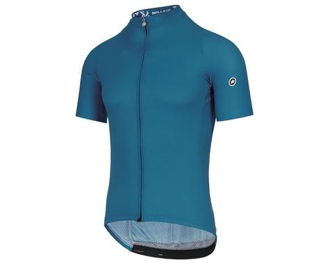 Assos MILLE GT Short Sleeve Jersey C2 (Adamant Blue) (S)