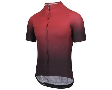 Assos MILLE GT Shifter Short Sleeve Jersey C2 (Vignaccia Red) (S)