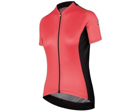 Assos Women's UMA GT Short Sleeve Jersey (Galaxy Pink) (XLG)