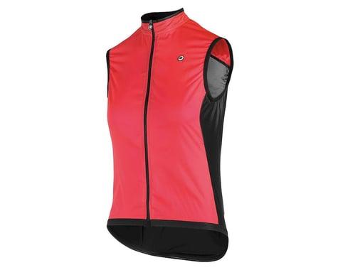 Assos UMA GT Women's Wind Vest (Galaxy Pink) (M)