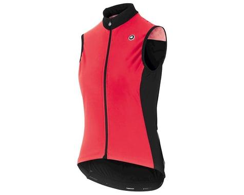 Assos Women's UMA GT Spring/Fall Airblock Vest (Galaxy Pink) (M)