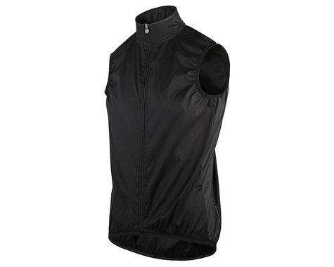Assos Men's Mille GT Wind Vest (Black Series) (S)
