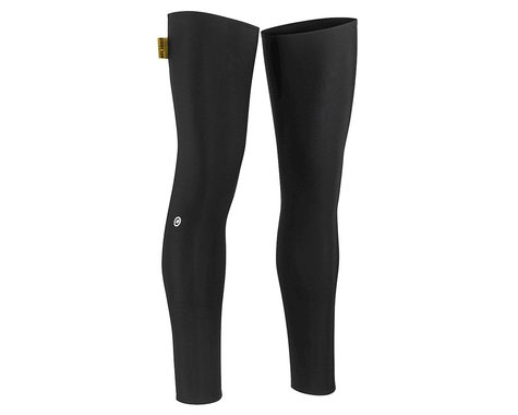 Assos Assosoires Spring/Fall Leg Warmers (Black Series)