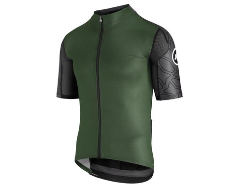 Assos Men's XC Short Sleeve Jersey (Mugo Green) (S)