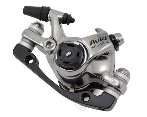 AVID BB7 Road SL Disc Brake Caliper (Grey) (w/ 160 mm HS1 Rotor)