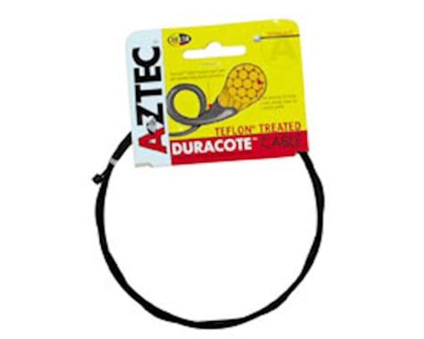Aztec DuraCote Derailleur Cable (Black) (2000mm)