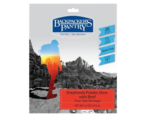 Backpacker's Pantry Shepards Beef Stew (2 Servings)