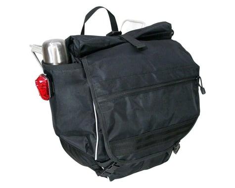 Banjo Brothers Waterproof Backpack Pannier (Black)