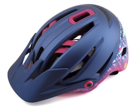 Bell Sixer MIPS Womens Mountain Helmet (Matte Navy/Cherri Joy)
