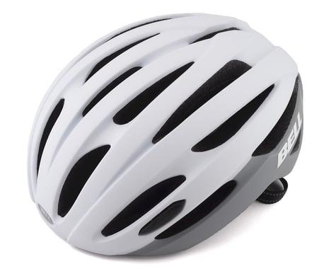 Bell Avenue LED Helmet (White/Grey) (Universal Adult)
