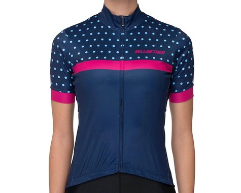 Bellwether Women's Motion Jersey (Navy) (S)