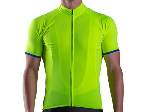 Bellwether Criterium Pro Cycling Jersey (Hi-Vis) (S)