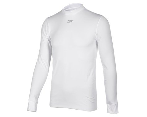 Bellwether Long Sleeve Base Layer (White) (L)