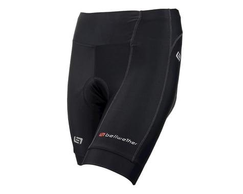 Bellwether Women's Endurance Gel Cycling Shorts (Black) (S)
