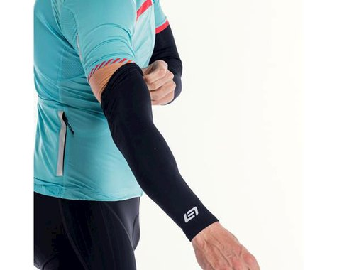 Bellwether Thermaldress Cycling Arm Warmers (Black) (L)