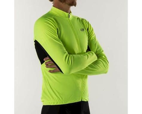 Bellwether Sol-Air UPF 40+ Long Sleeve Cycling Jersey (Hi-Vis) (2XL)