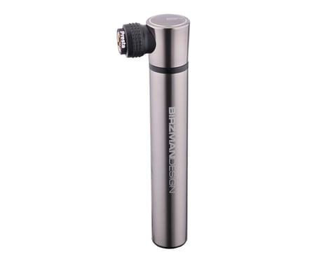 Birzman Scope-Apogee Hand Pump (Silver/Black)