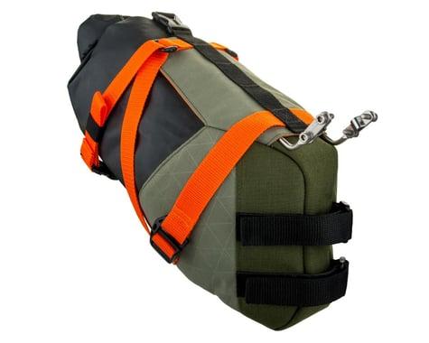 Birzman Travel Series Packman Saddle Pack (w/ Waterproof Carrier)