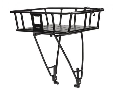 Blackburn Local Basket for Front or Rear w/ Cargo Net (Black)