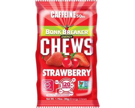 Bonk Breaker Energy Chews (Strawberry) (10 2.1oz Packets)