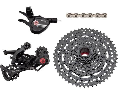 Box Two Prime 9 Groupset (9 Speed) (Single Shift) (E-Bike) (11-50T)