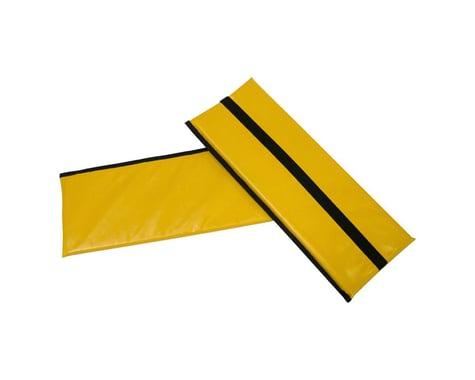 Burley Rental Cub Seat Pad (Yellow) (For 2014-Present Rental Cub Models)