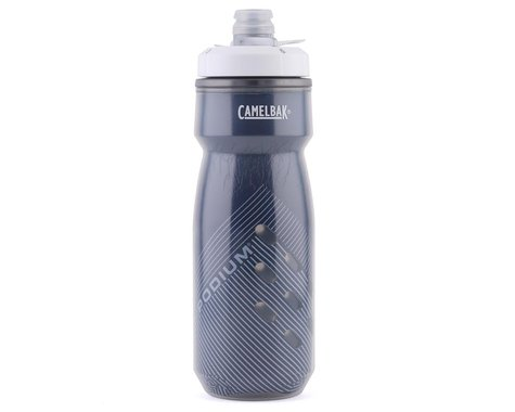 Camelbak Podium Chill Insulated Water Bottle (Navy Perforated) (21oz)