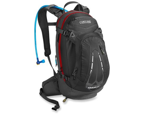 Camelbak M.U.L.E. NV Hydration Pack (Black) (100oz/3L)